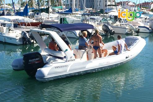 Permis bateau a moteur