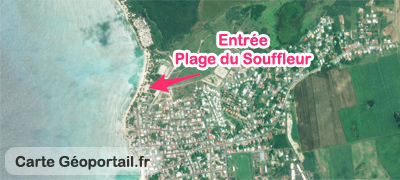 carte flyboard Port-louis