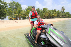 jet ski freestyle port louis