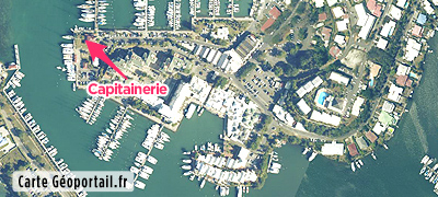 Capitainerie Marina Gosier