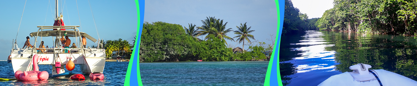 Location catamaran ilet Gosier - ilet Fortune - Guadeloupe