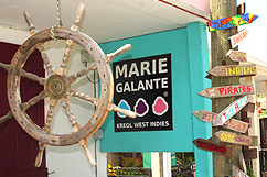 Direction Marie-Galante