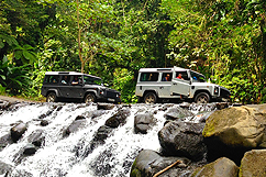 Land Rover Sud Basse Terre