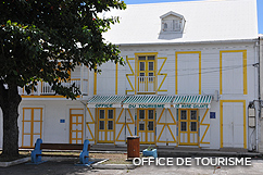 Office de tourisme de Grand-Bourg de Marie-Galante