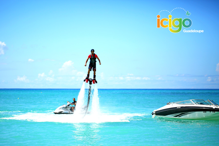 flyboard accueil