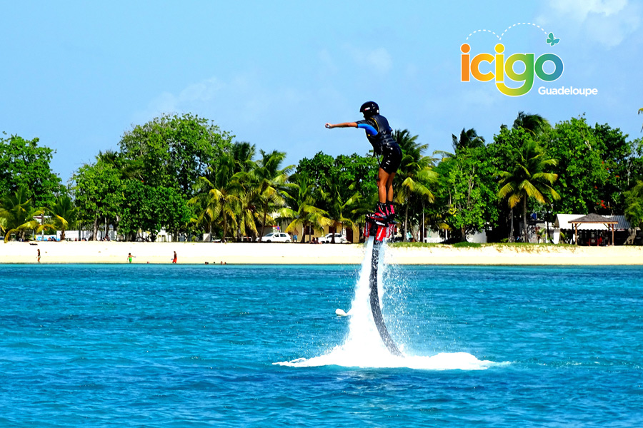 flyboard guadeloupe