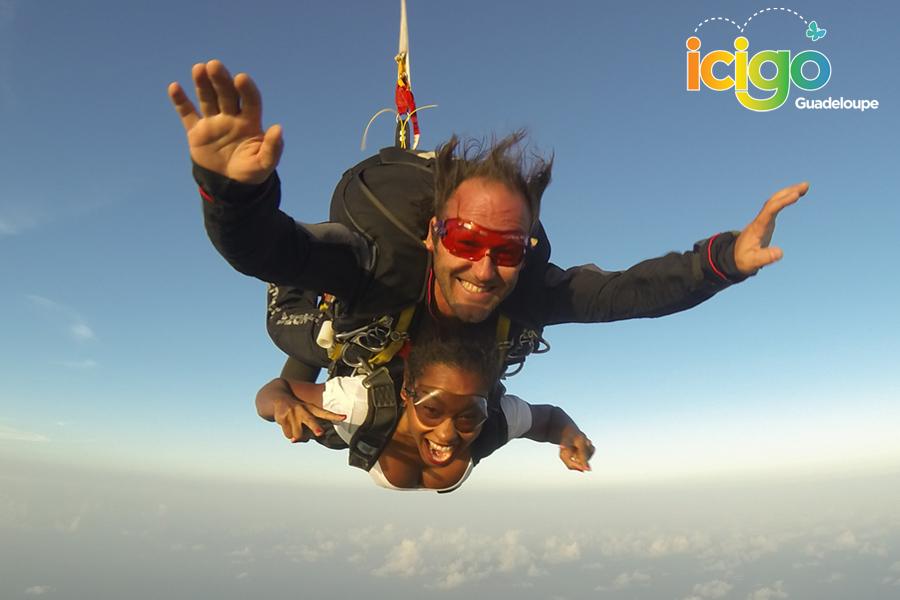 saut en parachute 87