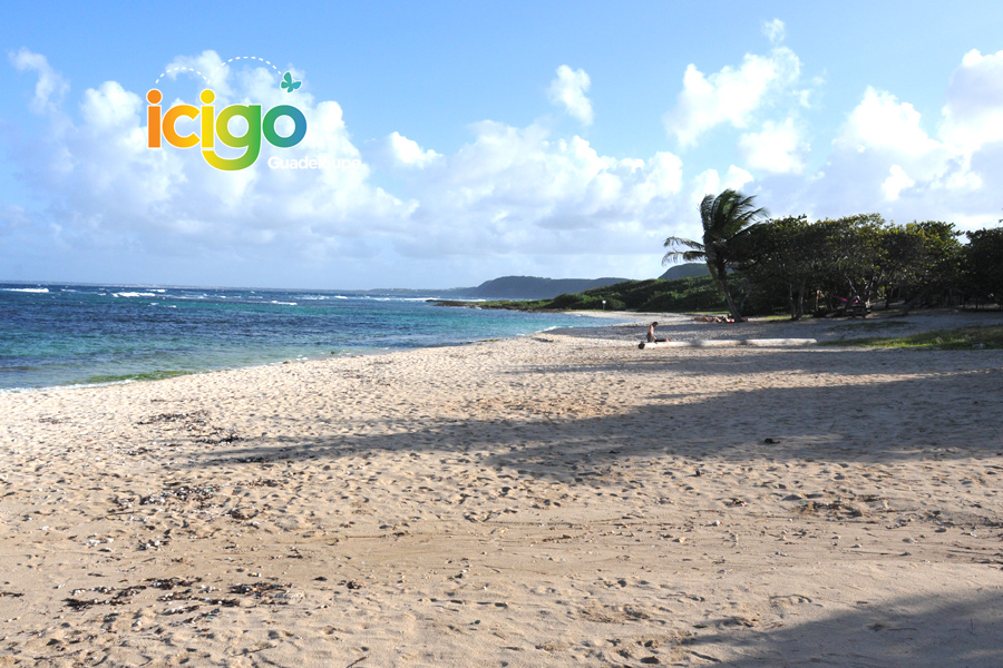 plage anse maurice
