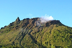 Volcano Soufriere