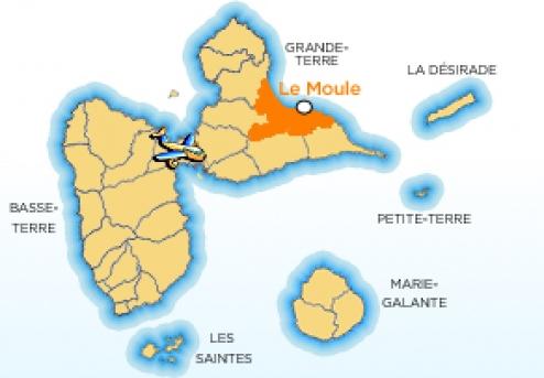 Guide du Moule – Grande Terre   Guadeloupe
