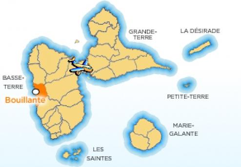Guide de Bouillante – Basse Terre   Guadeloupe