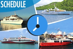 Guadeloupe ferry schedule
