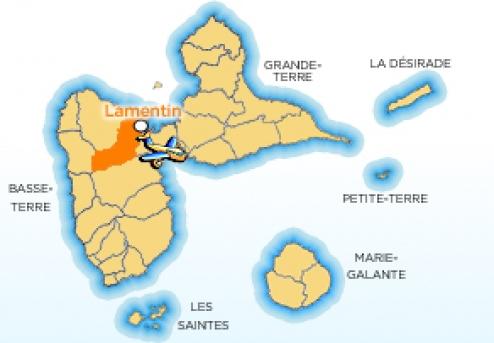 Guide de Lamentin – Basse Terre   Guadeloupe