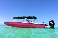 Xtreme boat - Marie Galante