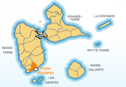 Guide de Trois Rivières – Basse Terre   Guadeloupe