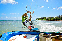 Excursion Kite Surf