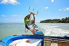 Excursion Kite Surf