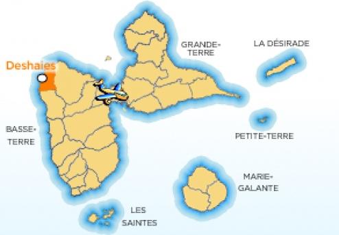 Guide de Deshaies – Basse Terre   Guadeloupe