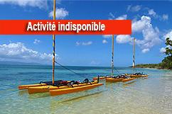 Kayak à voile