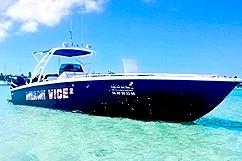 Bateau Miami Vice - Marie Galante