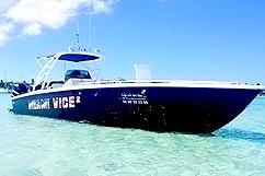 Bateau Miami Vice - Petite Terre