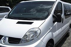 Minibus - Soufrière